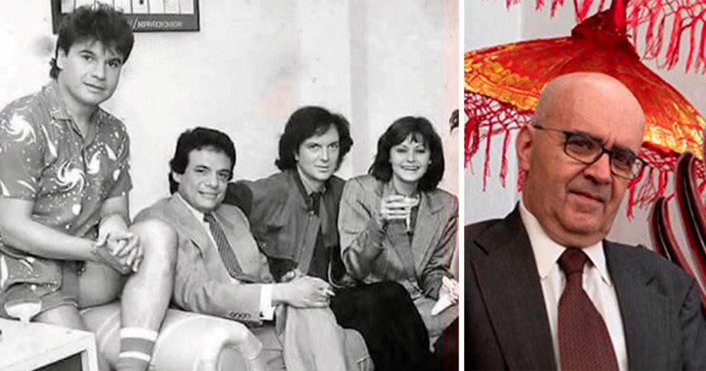 Encontramos al héroe que tomó la foto de José José, Juan Gabriel, Camilo Sesto y Rocío Durcal
