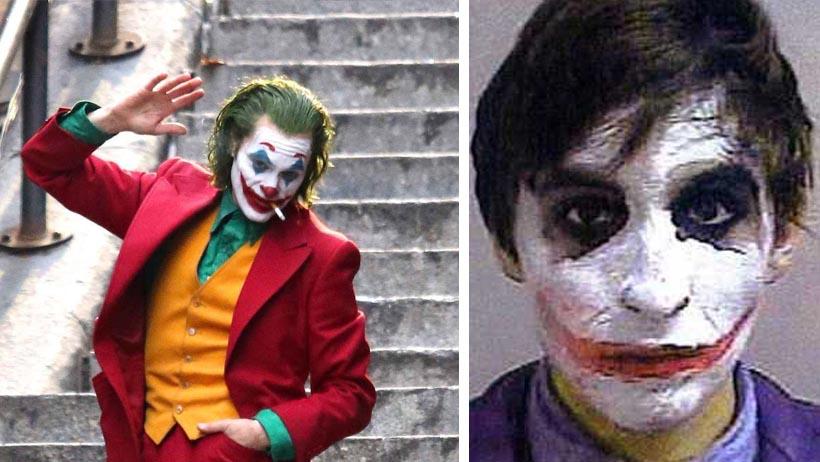 DC confirma al Joker como el nuevo uniforme Único y Detergente 2019