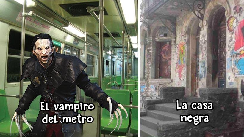7 leyendas urbanas de la Ciudad de México que no te dejarán dormir esta noche