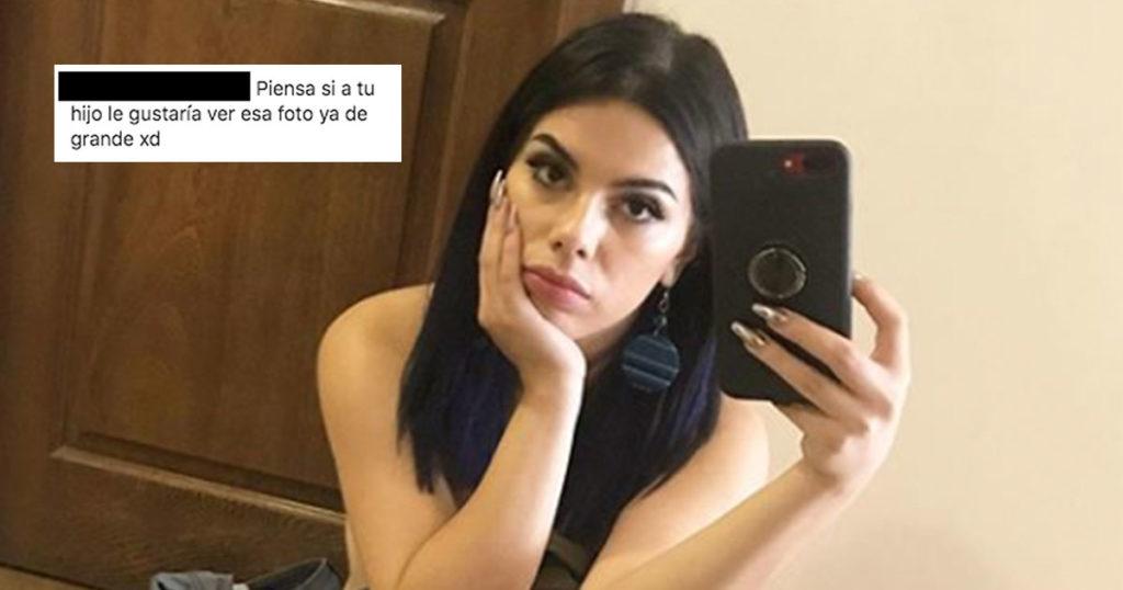 Lizbeth Rodríguez compartió una foto de su Badabum y ahí va la gente de criticona