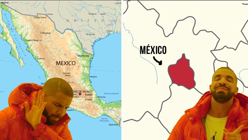 """Gente que diga """"México"""" en lugar de Ciudad de México tendrán que recursar geografía"""
