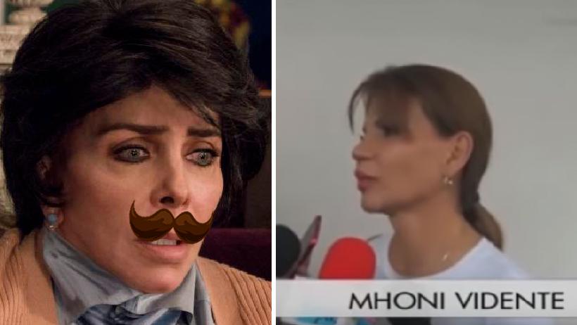 Mhoni Vidente revela que Verónica Castro fue un viejo lesbiano en otra vida