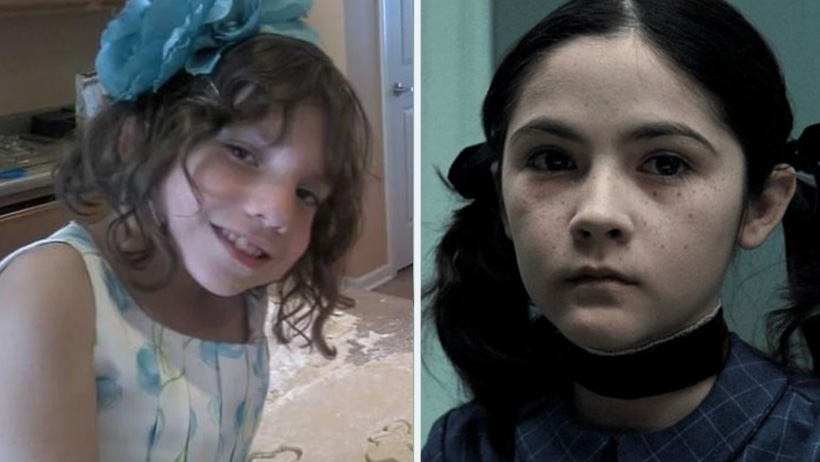 Típico que adoptas una dulce niña pero resulta ser La Huérfana de la vida real