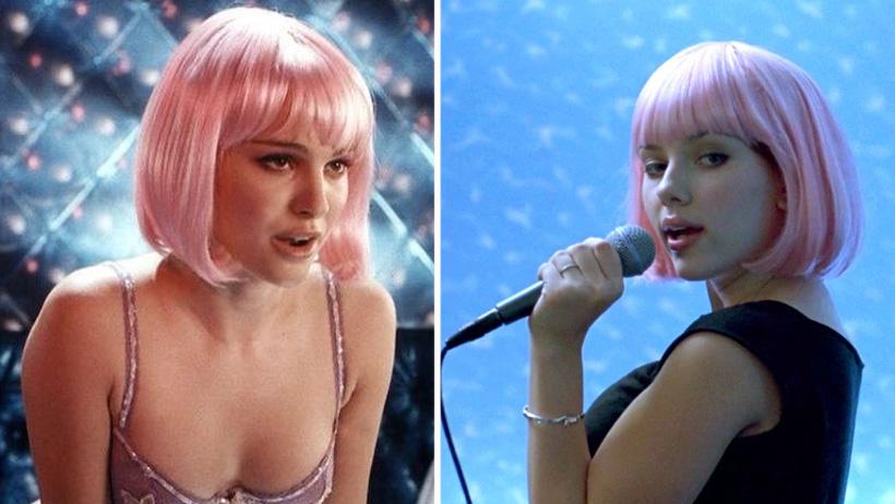 21 bellos ángeles con peluca rosa que te harán caer rendido a sus pies