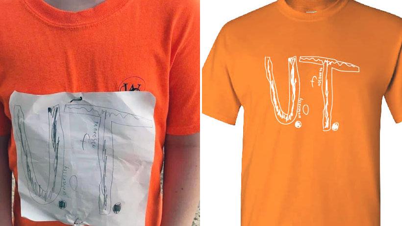 Clásico que dibujas a mano la camiseta de tu equipo y tu diseño se vuelve el oficial