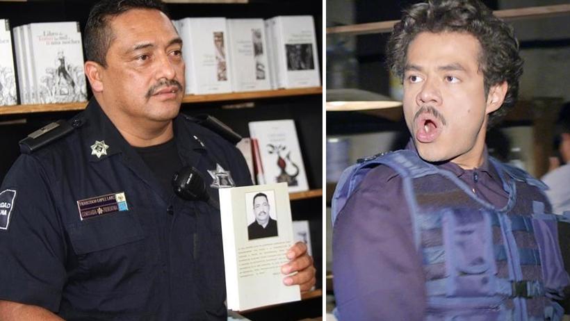 Mientras tú aún no acabas la tesis, este poli ya publicó su libro de poemas