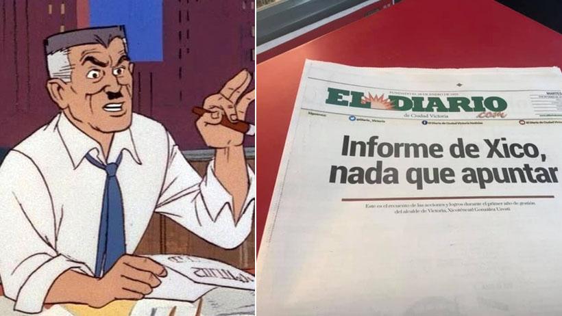 Periodismo de élite nivel: no publican nada para criticar al alcalde