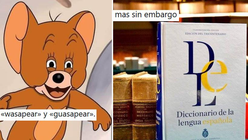 """""""Subir para arriba"""" y otras 12 barbaridades avaladas por la RAE"""