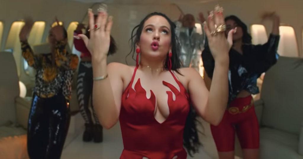 Eiza González nivel: Así lucía la Rosalía antes de tunearse con altura