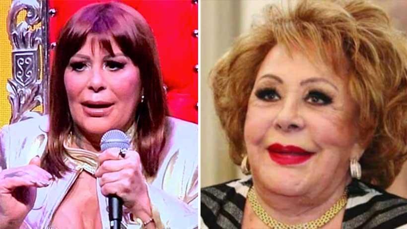 Alejandra Guzmán se encuentra a dos cirugías de volverse Silvia Pinal: Especialistas