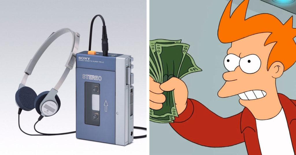 ¡Justo en el chavorruco! Regresa Walkman por 40 aniversario