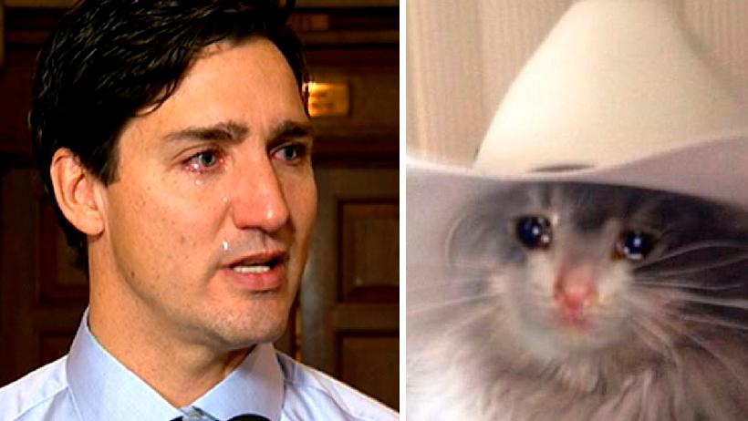 Destapan el lado racista de Trudeau con esta foto de Aladdin y nos rompió el corazón