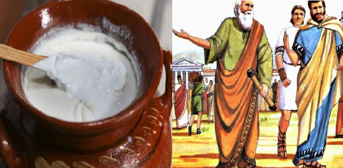 Furor en Grecia por la llegada del yogurt mexicano