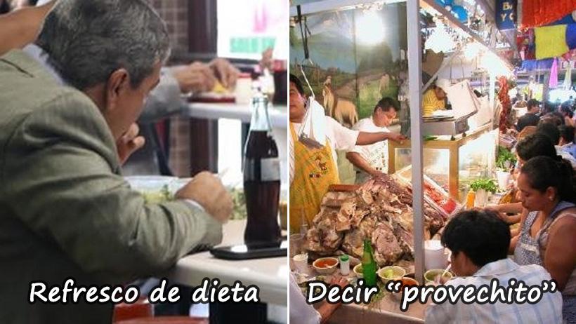 13 finas técnicas que tenemos los mexicanos para comer garnachas y ser saludables
