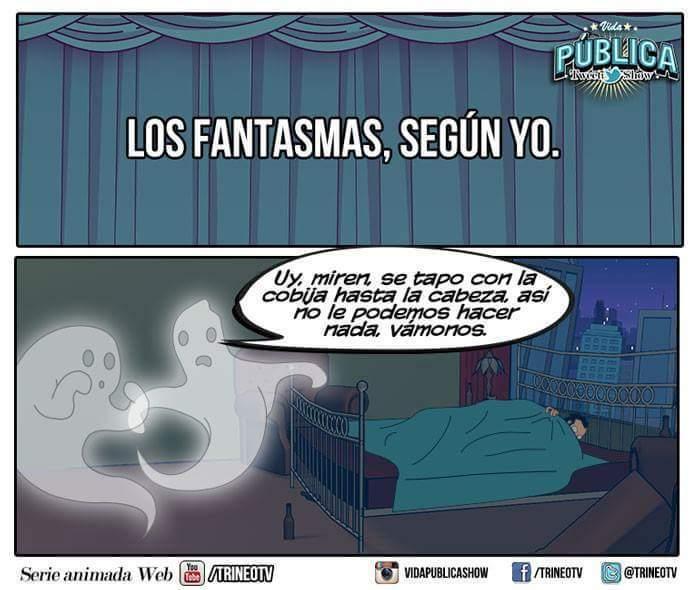 Fantasma cobija meme