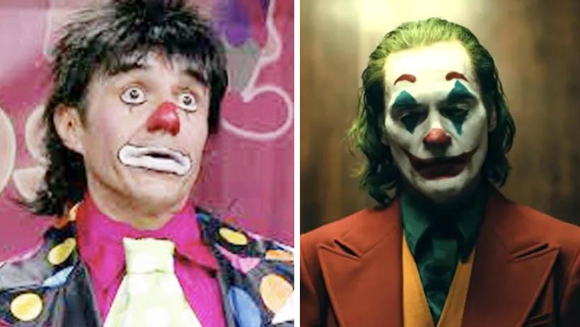 Adrián Uribe sufrió la carrilla del Internet por compararse con el Joker
