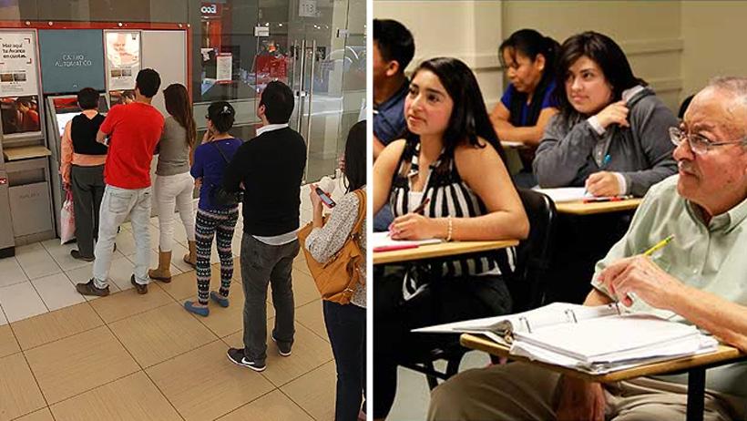 Gente que se tarde más de 1 minuto en el cajero tendrá que tomar clases de lento aprendizaje