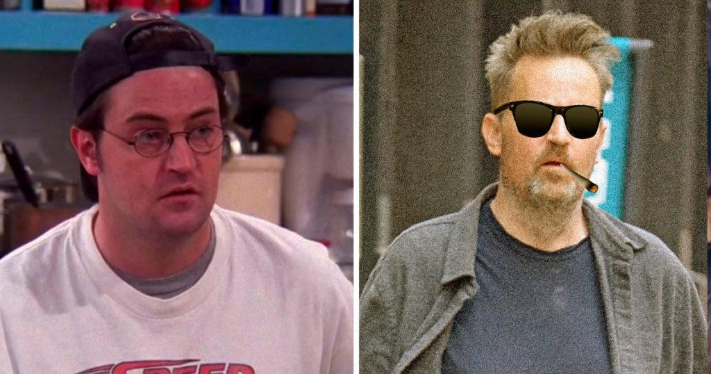 Anuncian spin-off de Friends en el que Chandler intenta recuperarse de las adicciones