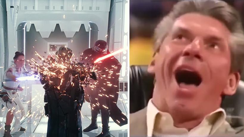 Lanzaron un épico trailer final de Star Wars que nos sacó lagrimita y devolvió la fe