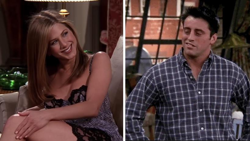 Jennifer Aniston se besuqueó con otra mujer y el internet ya se está rompiendo
