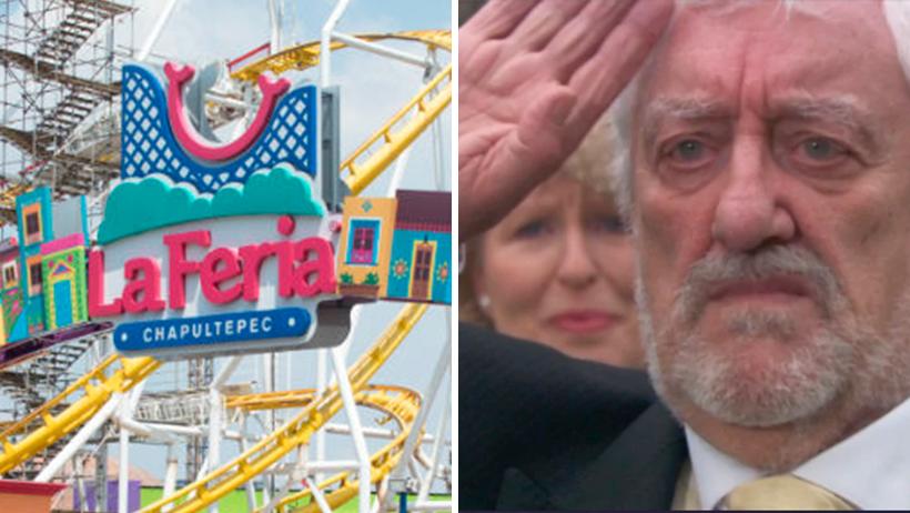 Que triste fue decirnos adiós: La Feria de Chapultepec cierra sus puertas definitivamente