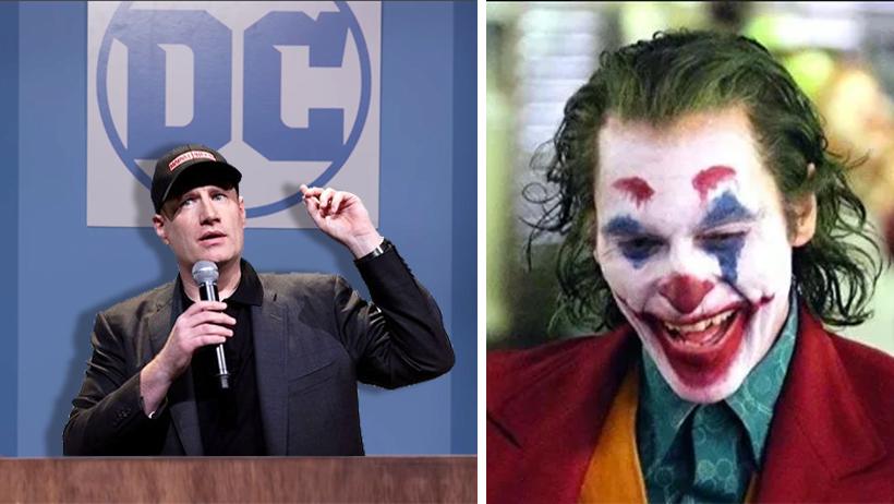 """""""Es que sus películas sí rifan"""": DC confiesa que Joker realmente la produjo Marvel"""