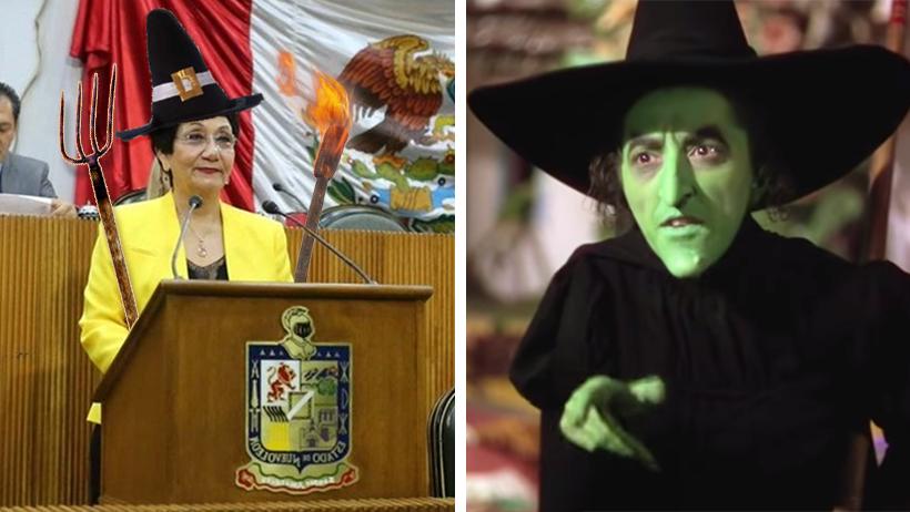 Gobierno de Nuevo León legalizará la caza de brujas como medida de seguridad