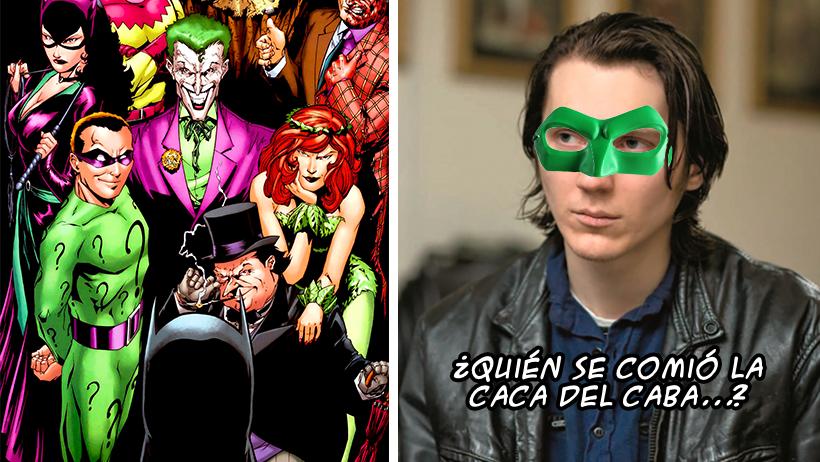 El cast perfecto no exis… Paul Dano será este gran villano en la nueva de Batman