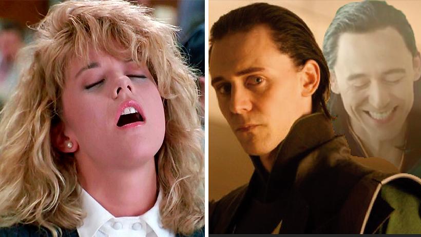 Cacharon a una chica dándose placer mientras veía a Tom Hiddleston en una obra de teatro