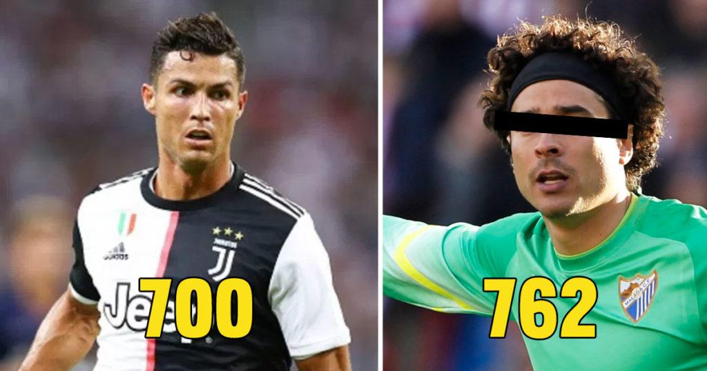 ¿Asombrado por el récord de Cristiano Ronaldo? ¡Este mexicano ya lo superó!