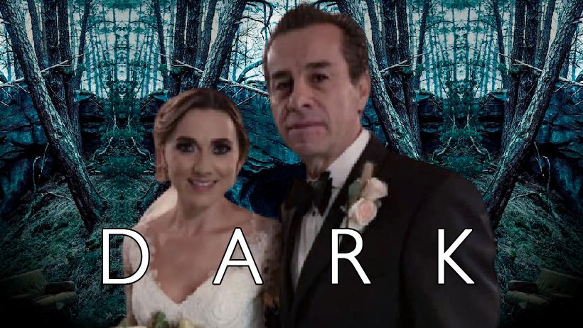 El ex alcalde en Dark.