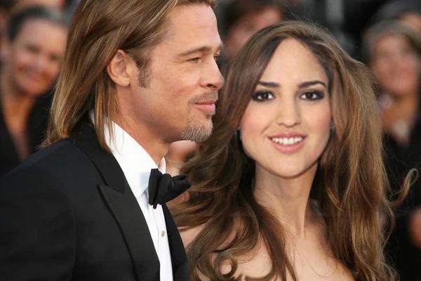 Nosotros queríamos que fuera Brad Pitt pero ni modo, es lo que hay