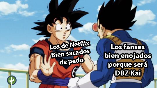 Dragon Ball Z Meme