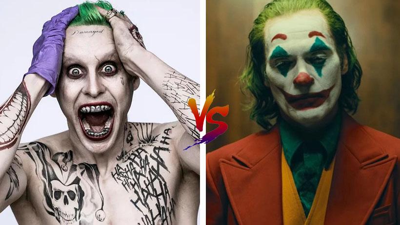 Jared Leto ya anda de ardilla por la nuev apelpicula del Joker