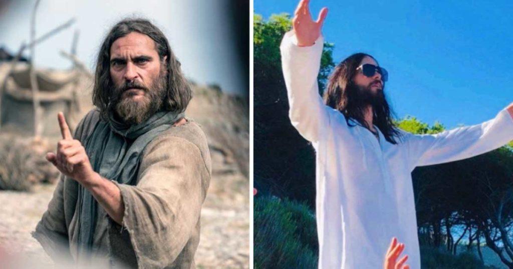 Sociedad de Teología confirma que Joaquín Phoenix es mejor Jesús que Jared Leto