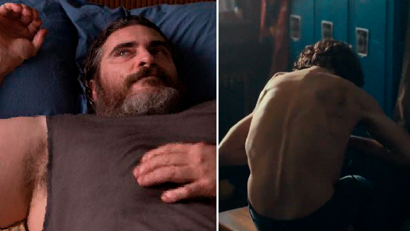Joaquin Phoenix engorda mil kilos para interpretar a Keiko