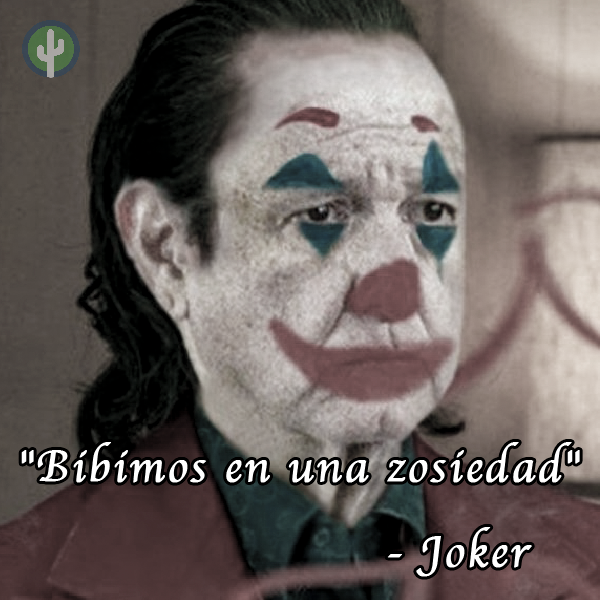 Las 13 Primeras Imágenes Del Nuevo Joker Con Frases Que