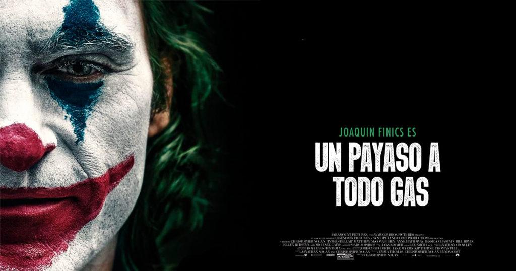 España ya propuso estos 13 flipantes títulos para Joker y bueno… jolines tío