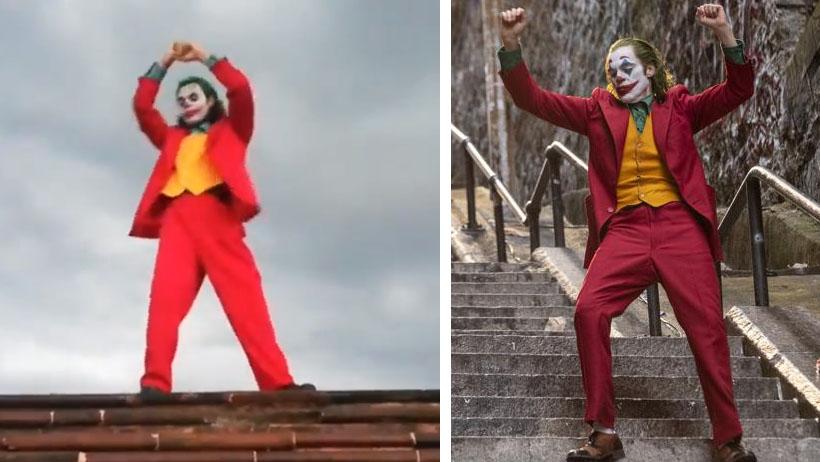 Joker regio baila en la macroplaza