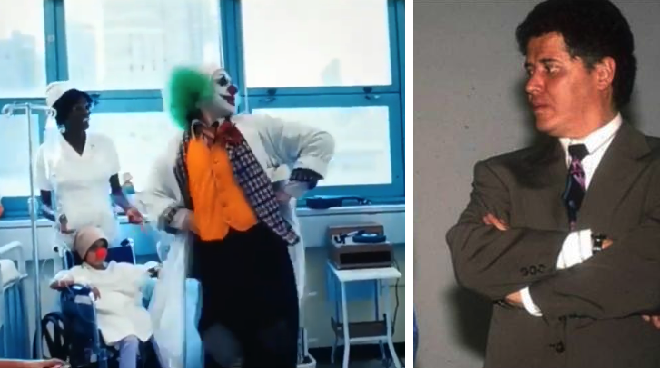 Mario Bezares asegura que no entiende cómo se le cayó el arma al Joker mientras bailaba