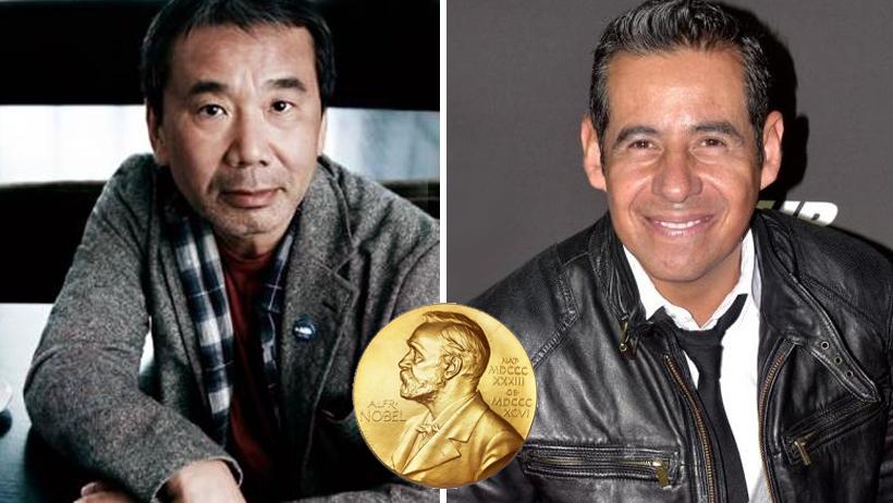 Murakami y Yordi se preparan para este año sí recibir el Nobel de literatura