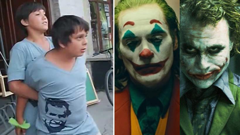 Peda de amigos termina en pelea campal al discutir quién es el mejor Joker
