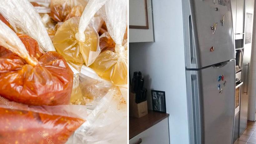 En cada refrigerador mexicano hay al menos dos salsitas que ya no sirven: INEGI