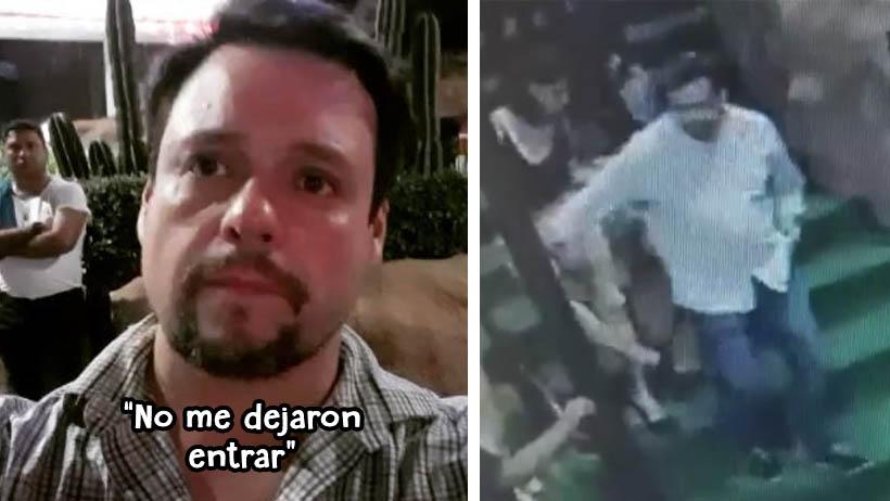 Rodrigo Vidal mintió sobre el Baby'O