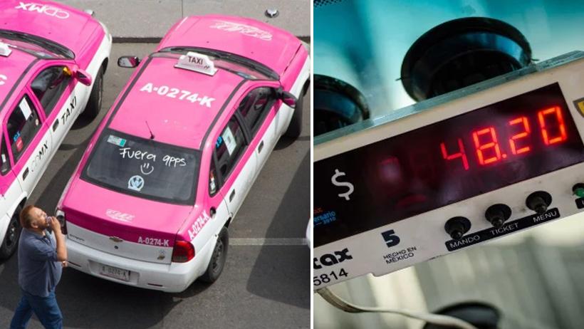 Taxistas que alteran sus taxímetros dicen que Apps son competencia desleal