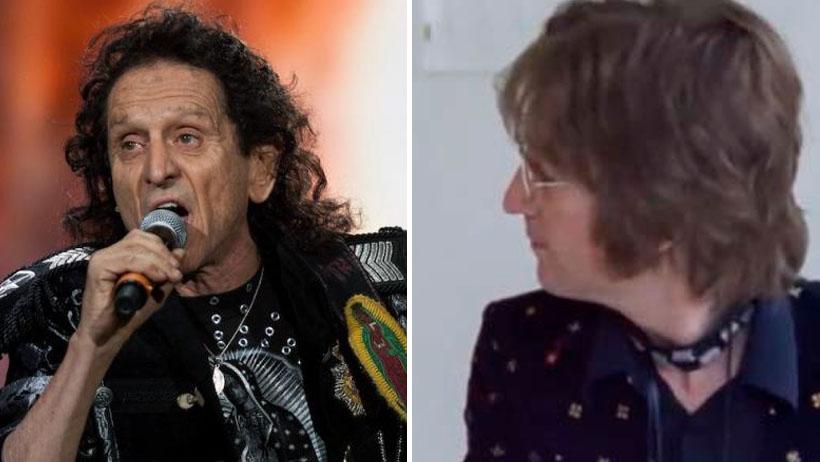 Alex Lora confiesa que él también prefiere escuchar a John Lennon que a sí mismo