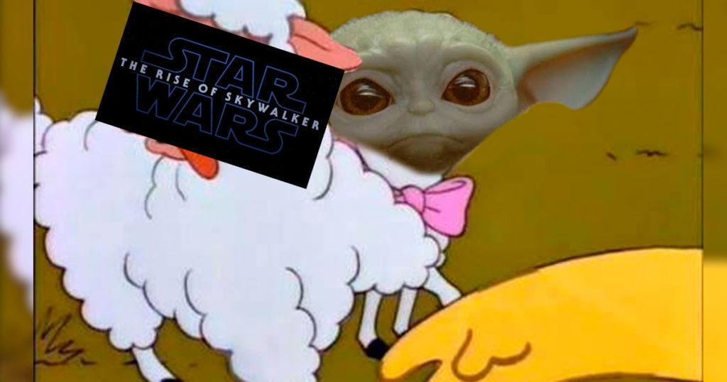 Debido al éxito, cancelan Star Wars IX para hacer la trilogía del Yoda Bebé