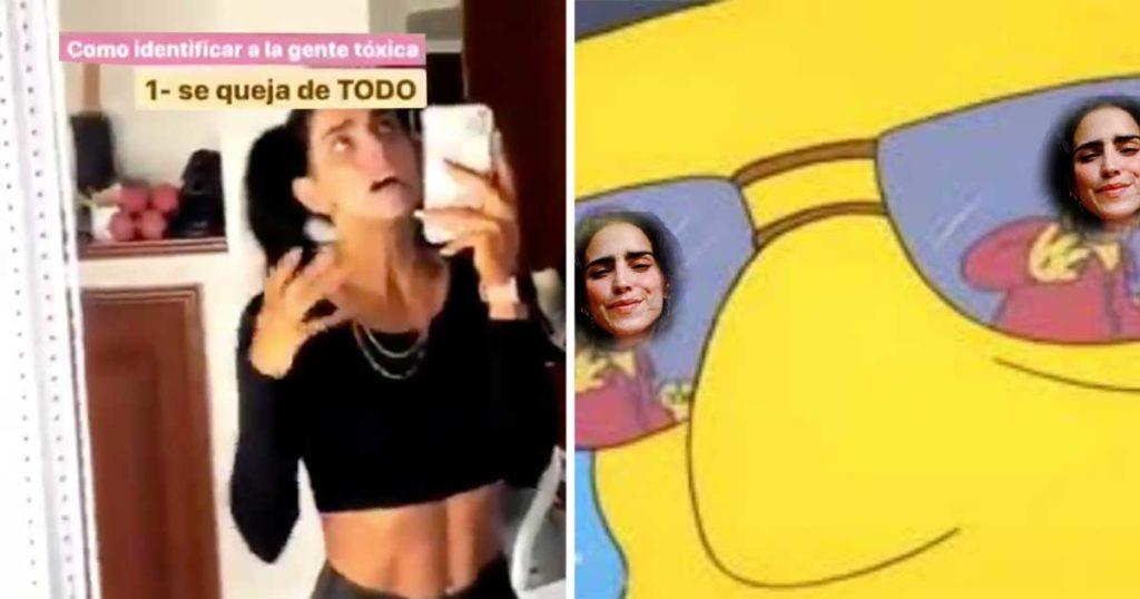 """Bárbara de Regil le llamó """"tóxicas"""" a las personas con problemas y el internet se le puso tóxico"""