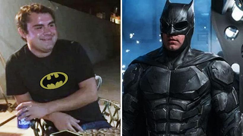 Chapo Efron se alista para ser el Batman en caso de que Pattinson siga flacucho