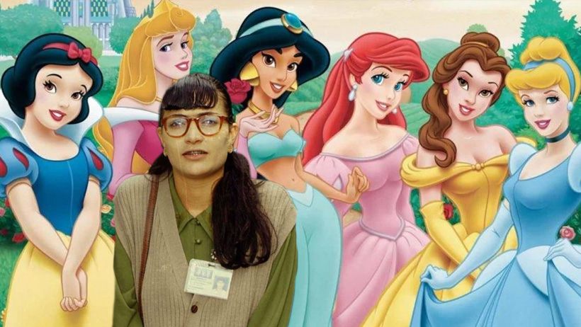 Betty la Fea es nombrada nueva princesa de Disney